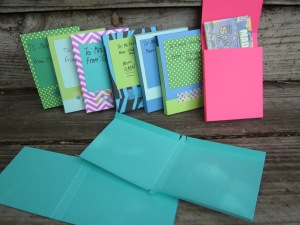 teacher gift card boxes