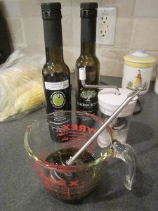 tortellini pasta salad olive oil dressing