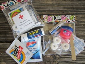 teacher emergency kit 2016 contents