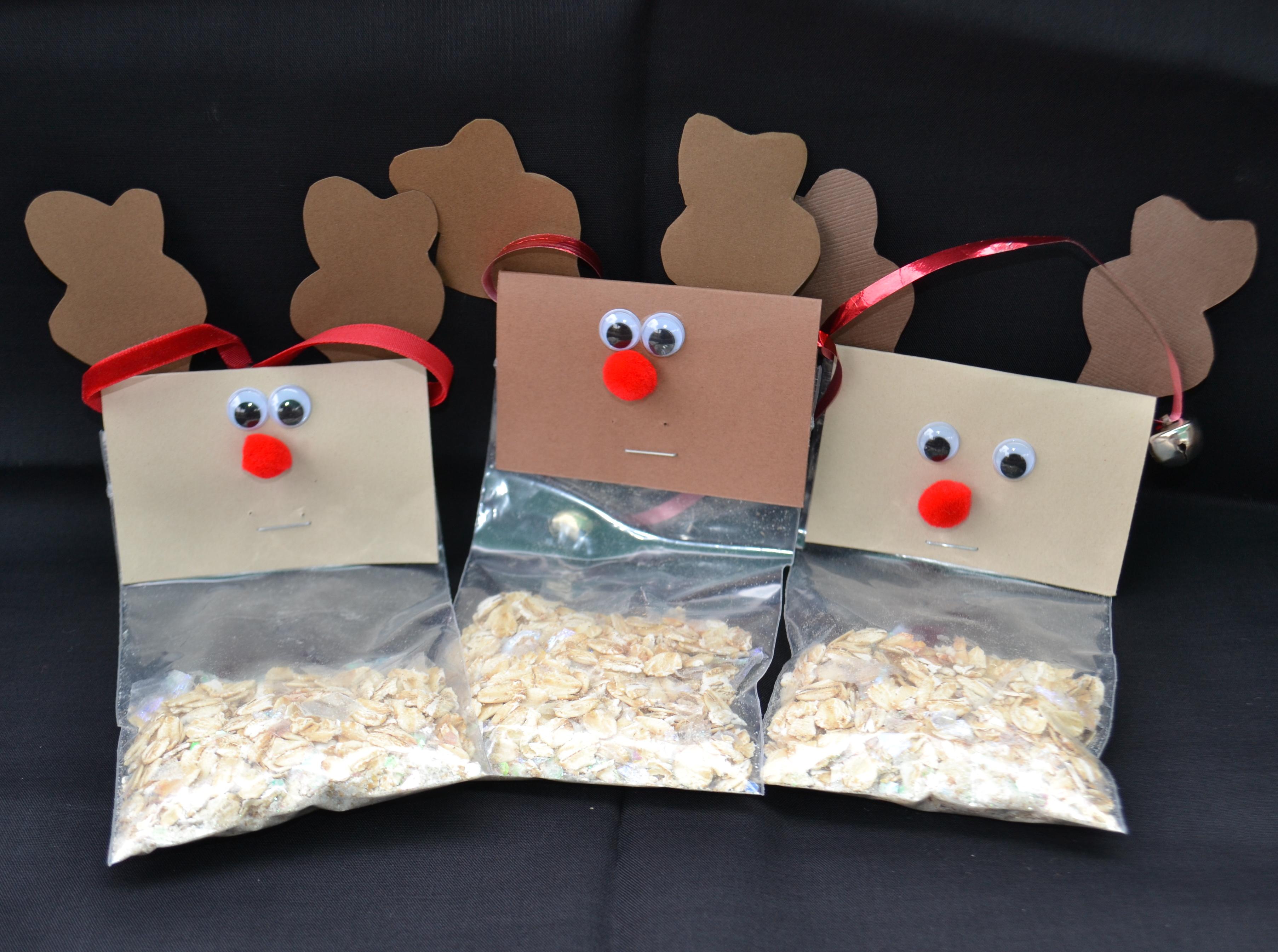 Reindeer Food Craft Theroommom