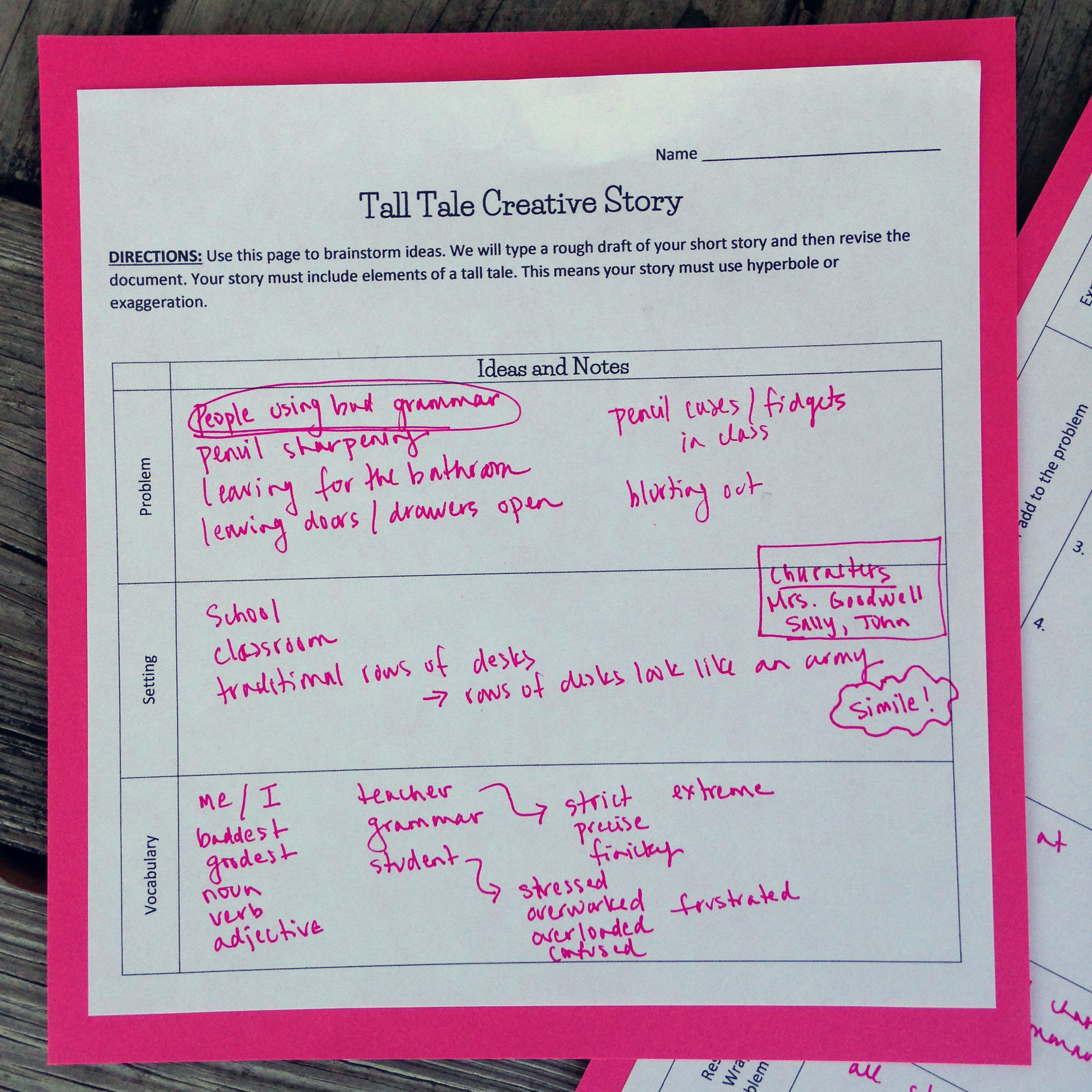 short story with summary For many writers, the short story is the perfect medium  where you have a one  sentence summary, a one paragraph summary, a synopsis of.