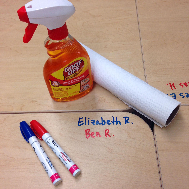 Sharpie Paint Pen Teacher Hack Theroommom