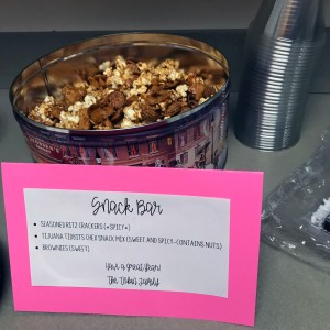 back to school teacher snack bar teacher appreciation gift idea