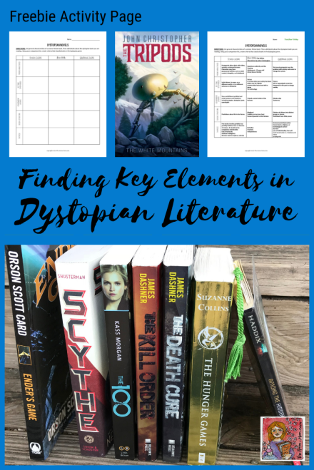 key elements in dystopian literature