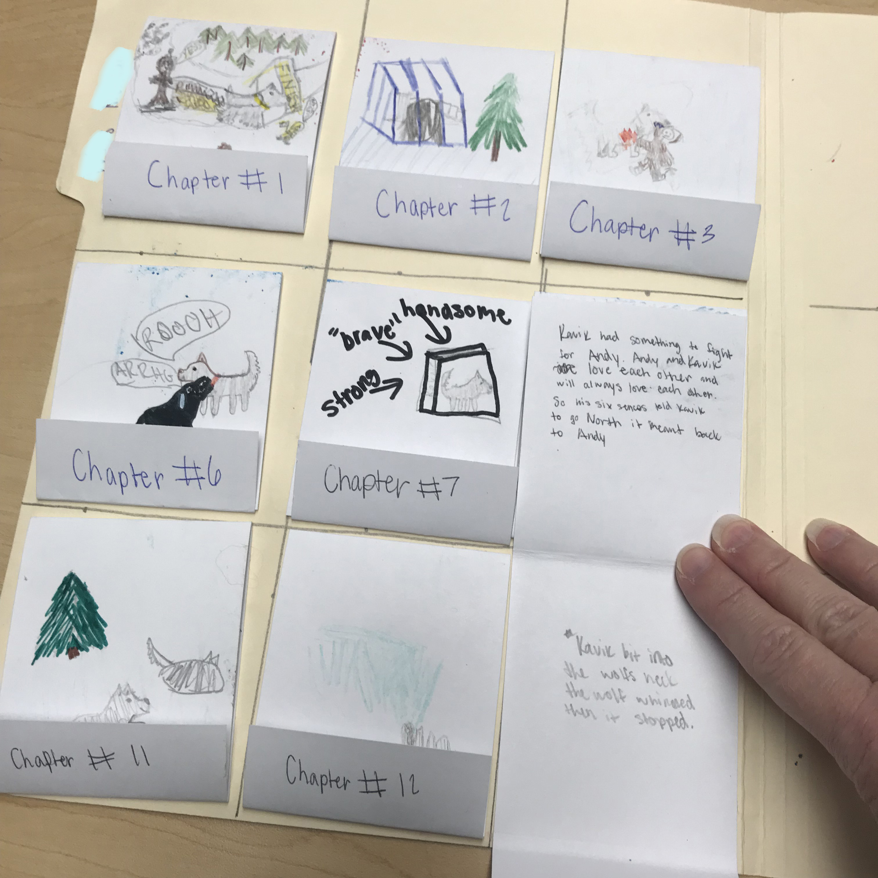 the incredible journey book chapter summaries