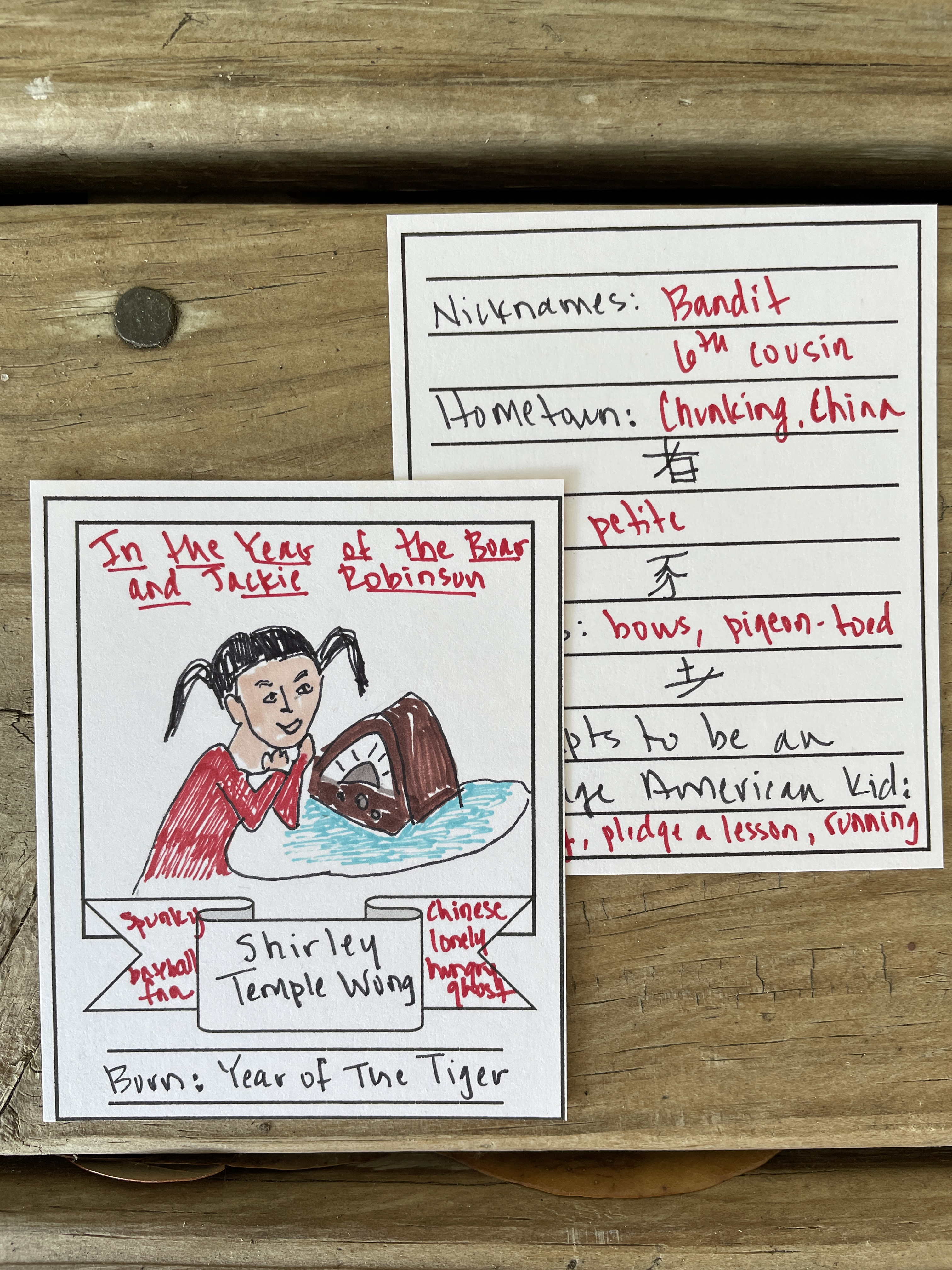 Trading Cards in the Classroom